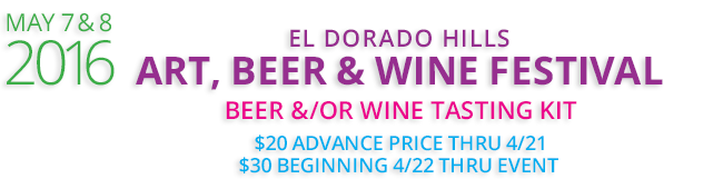 El Dorado Hills 2015 Art Wine Affaire